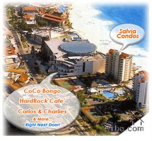 Salvia Cancun Hotel and Condominiums, Cancun, Mexico, Mexico hotels and hostels